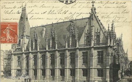 Francja - Rouen - 1912 r.
