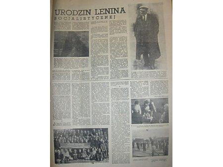 TRYBUNA WOLNOŚCI nr.16 20-26.04.1950