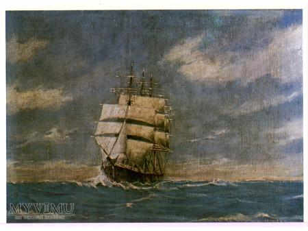 Duże zdjęcie ŻAGLOWIEC