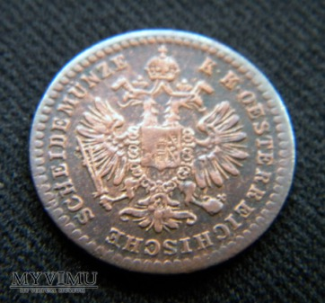5/10 Kreuzer 1860
