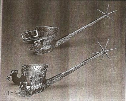 Ostroga Rycerska XV w