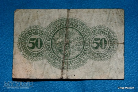 50 Pfennig 1920 (Notgeld)