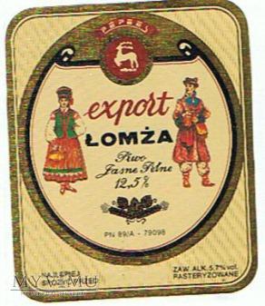 export łomża