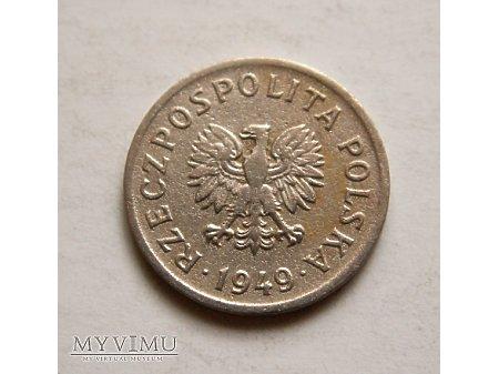 PRL-10 groszy rok 1949
