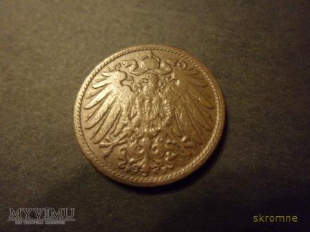 10 pfennig z 1899 r