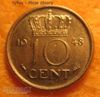 10 CENT - Holandia