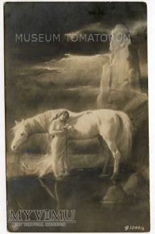 Akt z koniem