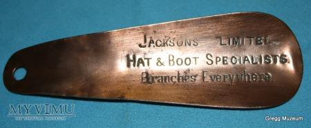 Łyżka do butów firmy JACKSONS LIMITED