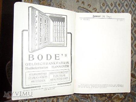 Sparkaffen Kalendar