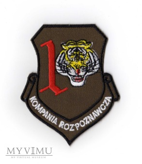 1 Kompania Rozpoznawcza, 2 Hrubieszowski PR