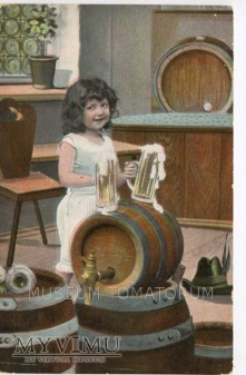Przy piwku od dzieciństwa