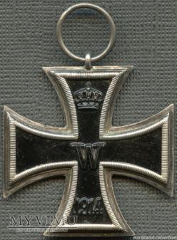 Eisernes Kreuz II.Klasse (IWŚ) niesyg.