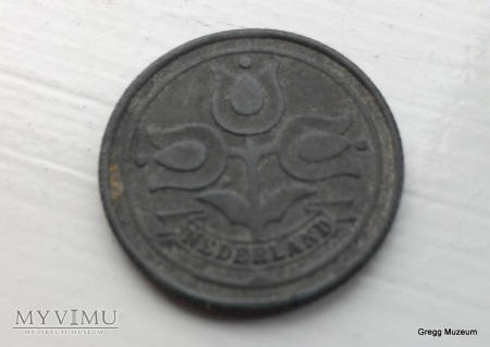 10 CENTS 1942 HOLANDIA