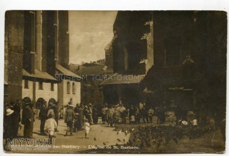 Kraków - Kościół św. Barbary - lata 20/30