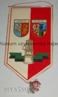 Proporczyk Orkiestra Kopalnia Zabrze-Bielszowice