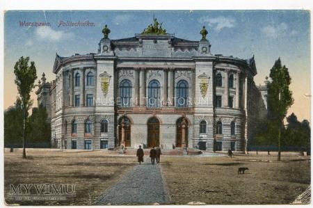 Warszawa - Politechnika - 1916