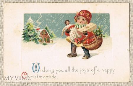 Życzymy radości i szczęsliwego Bożego Narodzenia