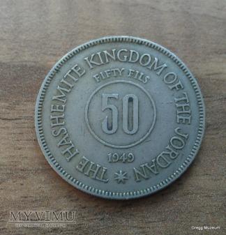 50 FILS-JORDAN 1949