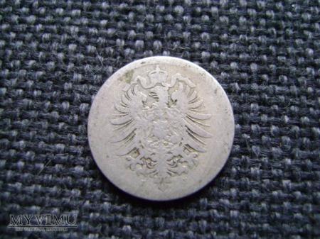 Duże zdjęcie 10 pfennigów 1875