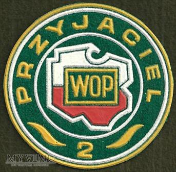 Duże zdjęcie Przyjaciel WOP – 2-go stopnia
