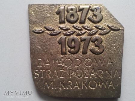 100 Lat Zawodowej Straży Pożarnej miasta Krakowa