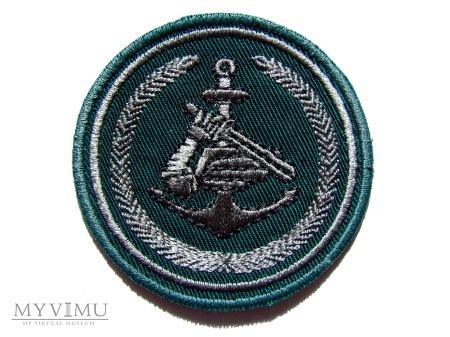 Naszywka 2 BZ Obrona Wybrzeża na mundur polowy
