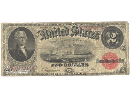 2 USD 1917