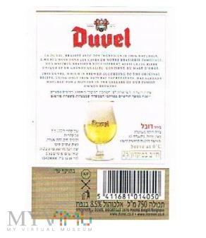 duvel belgian golden ale - kontra