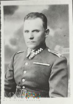 Wachmistrz Stanisław Bator-25 Pułk Ułanow Wielk.