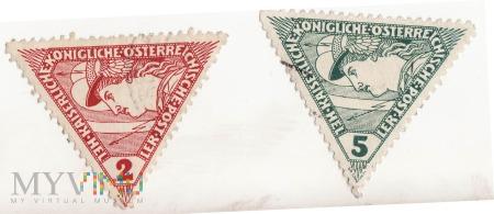 1916 Kaiserliche Königliche Osterreichische post