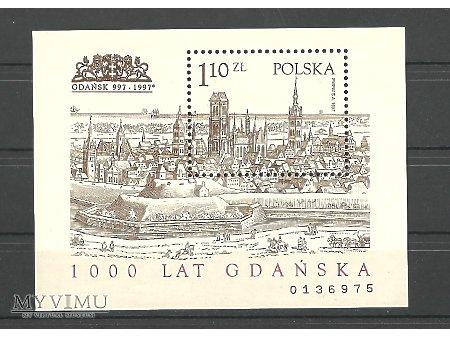 Polska. Blok 116B.