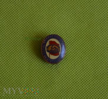 DDR: odznaka partyjna