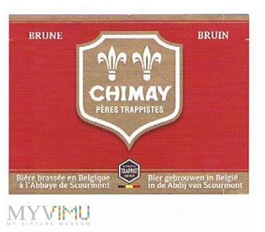chimay brune