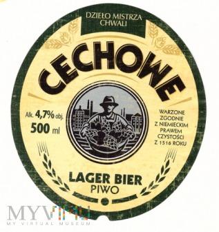 Cechowe, Lager beer