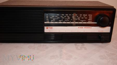 Radio Śnieżka R-206 Diora