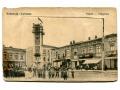 Kołomyja - rynek i ratusz c. 1910
