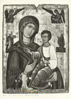 Polska - Madonna z Dzieciątkiem, Kostarowce
