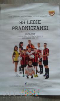 plakat 95-lecie Prądniczanki
