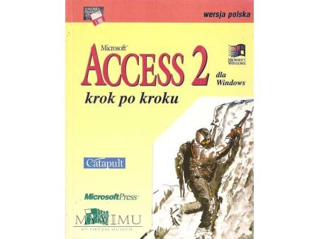 ACCESS 2 krok po kroku