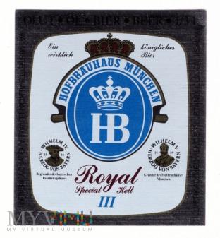 Hofbrauhaus Munchen, Royal