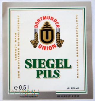 Dortmunder, siegel pils