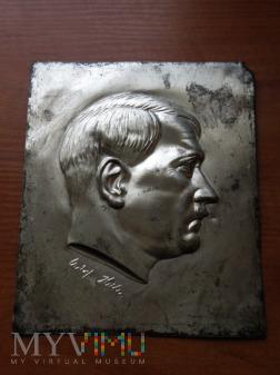 Płaskorzeźba / Relief Adolf Hitler .