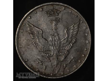 10 fenigow 1917 napis blizej obrzeza