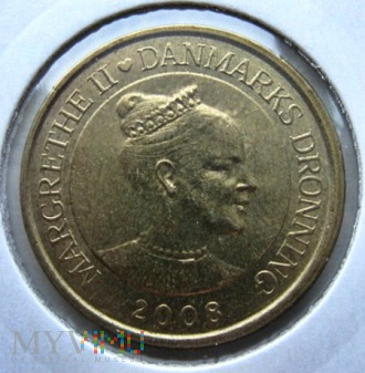 20 koron 2008 r. Dania