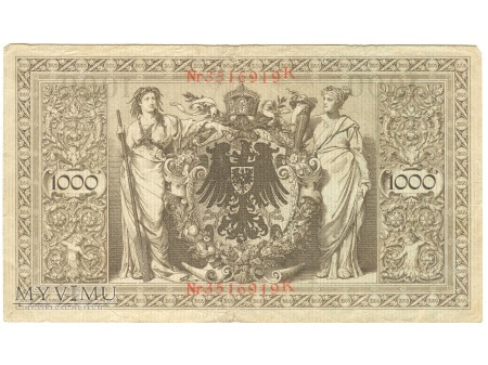 1000 MAREK 1910
