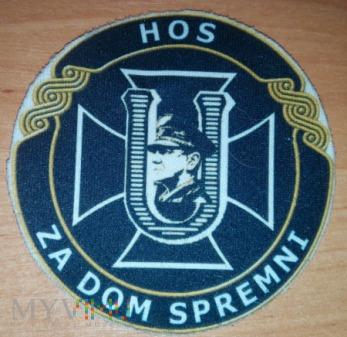 Chorwackie Siły Obronne - partyzanci