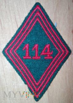 114 Regiment du Train