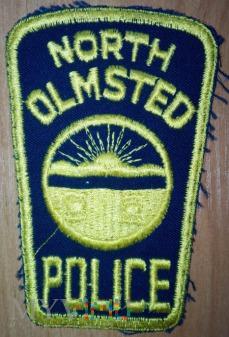 Duże zdjęcie North Olmsted policja