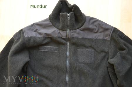 Ocieplacz pod kurtkę ubrania ochronnego 128/MON