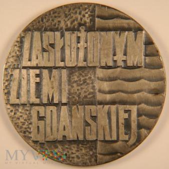 1965 - 1/65 Sr - Zasłużonym Ziemi Gdańsk. (wer. 4)